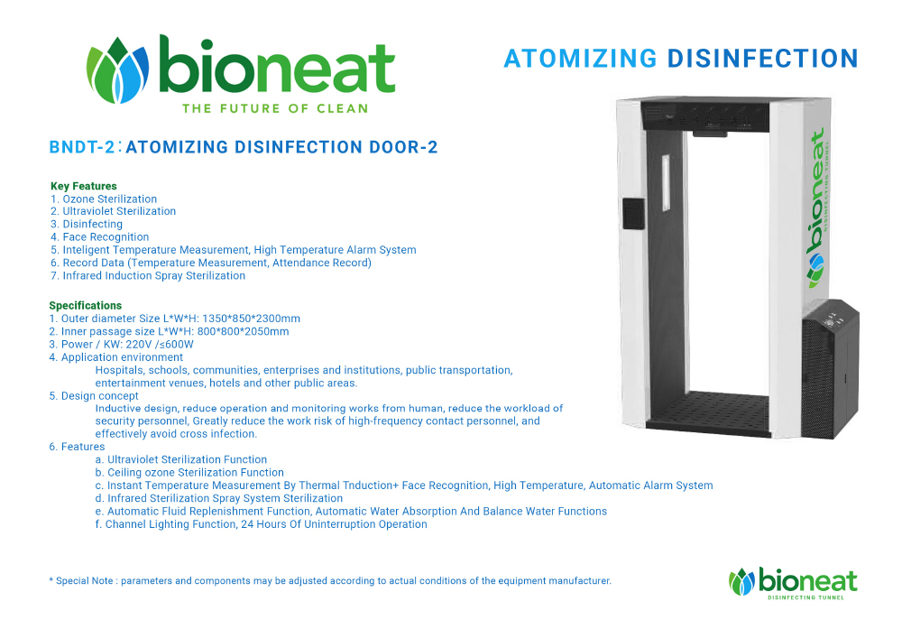 Bioneat Face Recognition